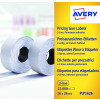 Avery Two-Line Permanent Label White 16x26mm (Pack of 12000) WP1626