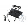 Olympus AS-2400 Transcription Kit Containing Headset, Pedal and Software N2275726