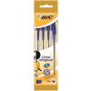 Bic Blue Cristal Medium Ballpoint Pen (Pack of 40) 8308601