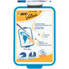 Bic Velleda Drywipe Board Blue 190x260mm 841360