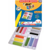 Bic Kids Plastidecor Colouring Crayons Class (Pack of 288) 887835