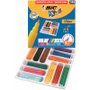 Bic Kids Visa Felt Pens Fine Tip Assorted (Pack of 144) 887838