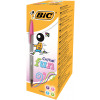 Bic Assorted Cristal Large Ballpoint Pen 1.6mm (Pack of 20) 895793