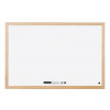 Bi-Office White Lightweight Drywipe Board 900x600mm MP07001010