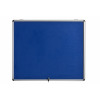 Bi-Office Fire Retardant Display Case 874x603mm 8xA4