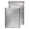 Purely Packaging Bubble Envelope P&S C5+ Matt Metallic Chrome Ref MTA250 [Pk 100] *10 Day Leadtime*