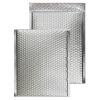 Purely Packaging Bubble Envelope P&S C4 Matt Metallic Chrome Ref MTA324 [Pk 100] *10 Day Leadtime*