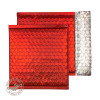 Purely Packaging Bubble Envelope P&S CD Matt Metallic Chilli Ref MTR165 [Pk 100] *10 Day Leadtime*