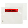 Blake Purely Packaging Printed Document Enclosed Wallet 235x132mm Ref PDE32 [Pk1000]*10 Day Leadtime*