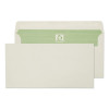 Purely Environmental Wallet Self Seal Natural White 90gsm DL Ref RE3258 Pk500 *10 Day Leadtime*