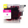 Alpa-Cartridge Comp Brother LC985M Magenta Ink Ctg  [LC985M]
