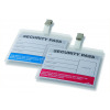 Durable Security Pass Holder without Clip (Pack of 50) 999108011
