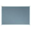 Felt Pin Board X-tra!Line® 90x60cm Grey