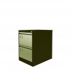 Graviti Plus Contract 2 Drawer Filing Cabinet Coffee Cream