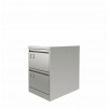 Graviti Plus Contract 2 Drawer Filing Cabinet Goose Grey
