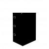 Graviti Plus Contract 3 Drawer Filing Cabinet Black