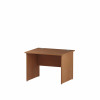 Impulse 1000/800 Rectangle Panel End Leg Desk Beech