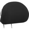 Chiro Plus Headrest Black Fabric