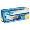Rapid No.13 Finewire Staples Galvanised 6mm Box 5000