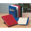Business Presentation Ring Binder PP Cover 25mm 2-ring A4 Blue