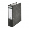 Q-Connect Black A4 Paper-Backed Lever Arch File (Pack of 10) KF20038