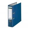 Elba A4 Blue Plastic Lever Arch File 1450-01