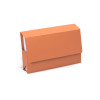 Exacompta Guildhall Probate Document Wallet 315gsm Orange (Pack of 25) PRW2-ORG