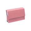 Exacompta Guildhall Probate Document Wallet 315gsm Pink (Pack of 25) PRW2-PNK