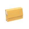 Exacompta Guildhall Probate Document Wallet 315gsm Yellow (Pack of 25) PRW2-YLW