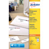 Avery Multipurpose Labels 38x21.2mm 3666-40 (2600 Labels)