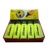 5 Star Office Highlighter Chisel Tip 1-5mm Line Yellow [Pack 12]