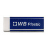 Value Plastic Eraser Pack of 20