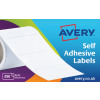 Avery Typewriter Address Label Roll 76x37mm AL01 (250 Label)