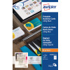 Avery Business Cards Single Sided Matt C32011-25 (250 Cards)