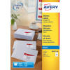 Avery Inkjet Addressing Labels 99x34mm J8162-100(1600Labels)