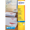 Avery Inkjet Addressing Labels 99x34mm J8162-25 (400 Labels)