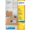 Avery Inkjet Addressing Labels 99x139mm J8169-25 (100Labels)