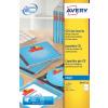 Avery CD Case Insert Inkjet J8435-25 (25 Labels)