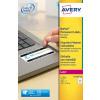 Avery NoPeel Label AntiTamper 63.5x34mm L6146-20 (480Labels)