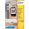 Avery QR Code Labels 35x35mm L7120-25 (875 Labels)