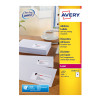 Avery Quickpeel L7162-40 Laser Address Labels (Pack of 640)