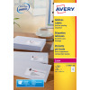 Avery L7163-500 99.1x38.1mm QuickPEEL Laser Labels PK7000