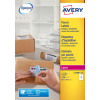 Avery BlockOut Shipping Labels 99x93mm L7166-250(1500Labels)