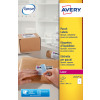 Avery Blockout Shipping Labels 199x289mm L7167-40 (40Labels)