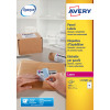 Avery Blockout Ship Labels 99x57mm L7173B-100 (1000 Labels)