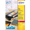Avery Video Face Label Laser 76.2x46.4mm L7671-25(300Labels)
