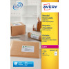 Avery LR7165-100 99.1x67.7mm QPEEL Recycled Labels PK800