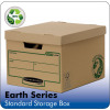 Fellowes Bankers Box Earth Series Standard Storage Box FSC Ref 4470601 [Pack 10]