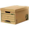 Bankers Box by Fellowes Earth Storage Box Large FSC Ref 4470701 [Pack 10]