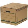 Fellowes Bankers Box Secure Ship & Store Box Brown W334xD287xH377mm (Pack of 10) 6204601